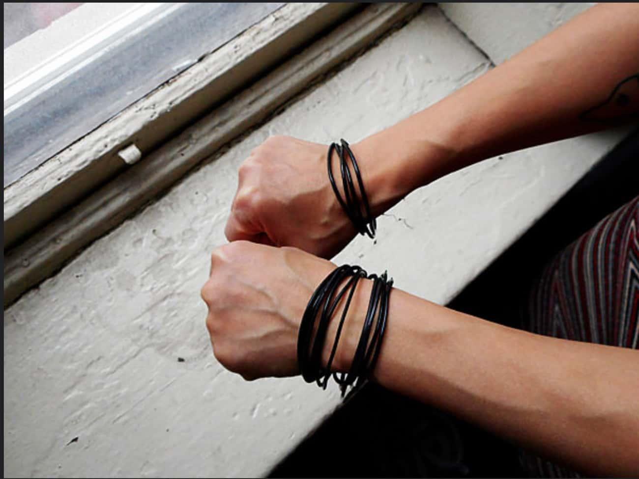 Black Jelly Bracelets Meaning Images