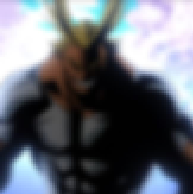 Consider What's Realistic is listed (or ranked) 1 on the list The Best All Might Quotes From My Hero Academia