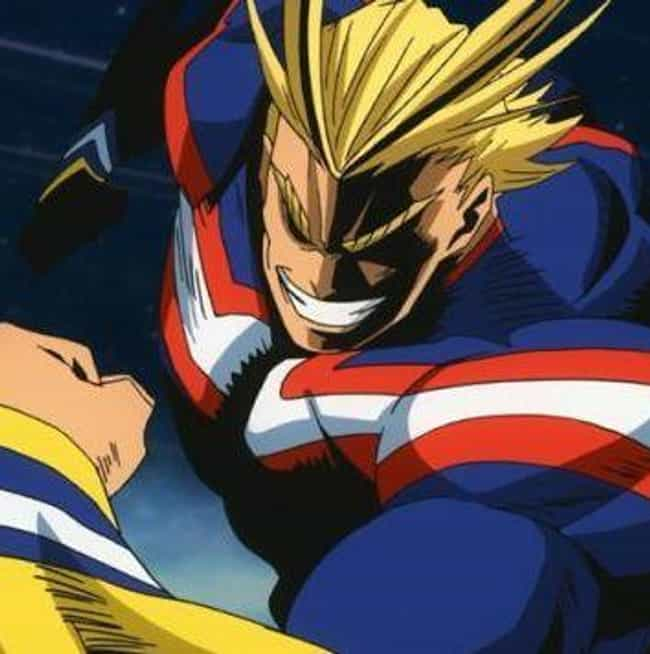Whether You Win or Lose is listed (or ranked) 3 on the list The Best All Might Quotes From My Hero Academia