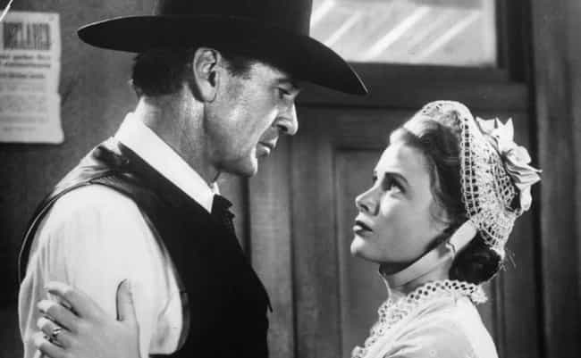 While Filming 'High Noon' She ... is listed (or ranked) 1 on the list Grace Kelly's Raging Libido Almost Ruined Her Hollywood Career