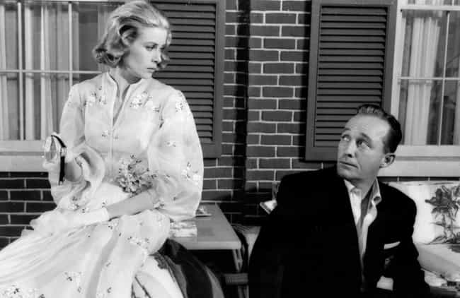 She Hooked Up With Bing Crosby... is listed (or ranked) 3 on the list Grace Kelly's Raging Libido Almost Ruined Her Hollywood Career