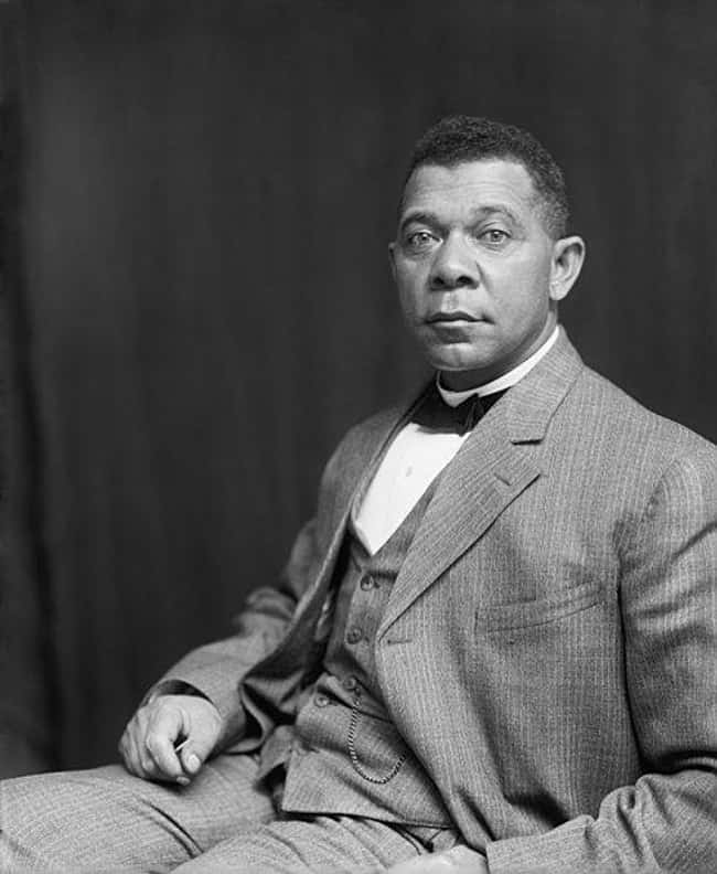 Booker T. Washington Helped Sa is listed (or ranked) 11 on the list Money Over Race: The Story of Sarah Rector, The Black Girl So Wealthy She Was Considered To Be White