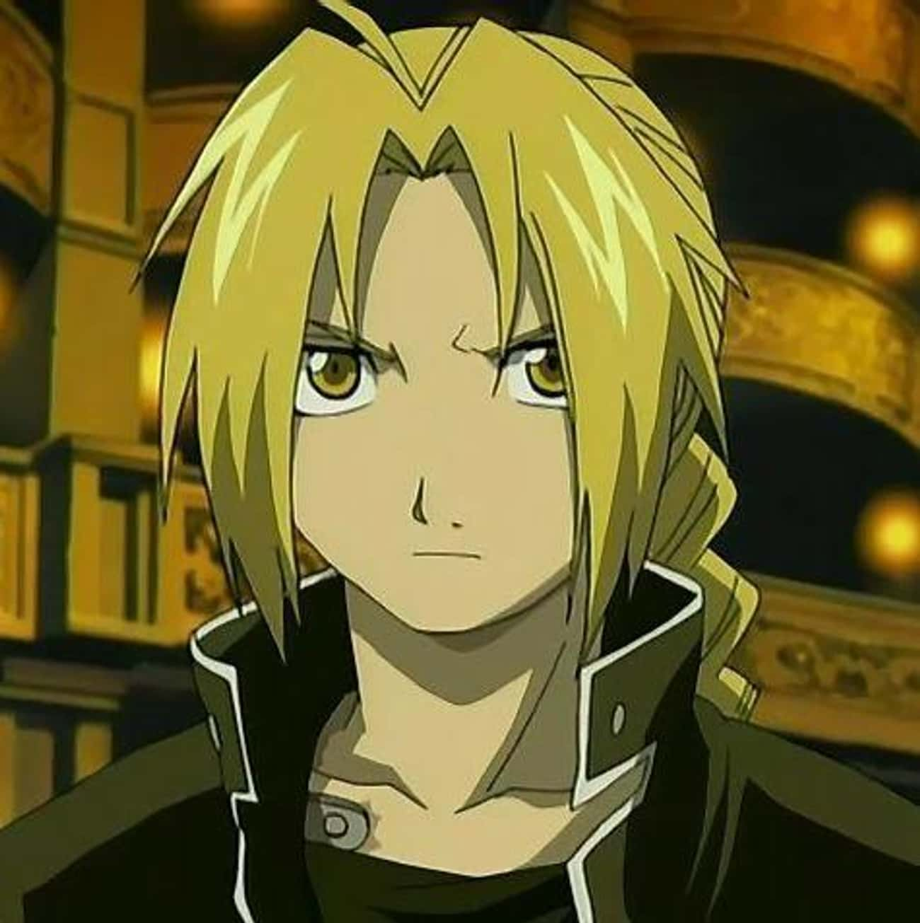 You're Strong Enough is listed (or ranked) 3 on the list The Best Edward Elric Quotes