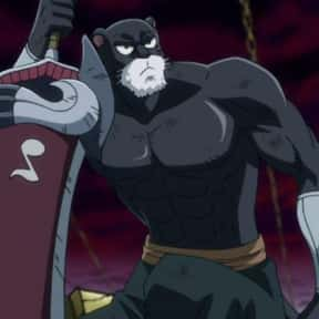 Panther Lily is listed (or ranked) 14 on the list The Best Animal Characters in Anime