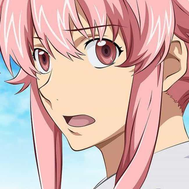 Everything I Needed to To Do is listed (or ranked) 1 on the list The Best Yuno Gasai Quotes