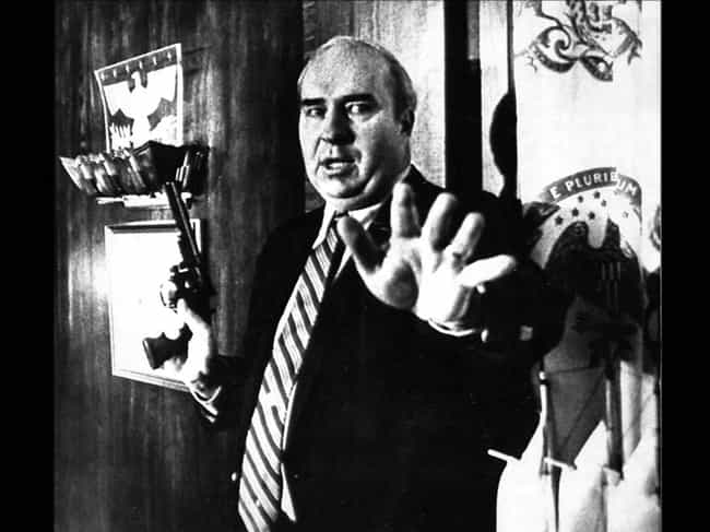 The Tragedy Was Not Show... is listed (or ranked) 2 on the list The Video of Budd Dwyer's Suicide Is Infamous, But Do You Know Why He Did It?