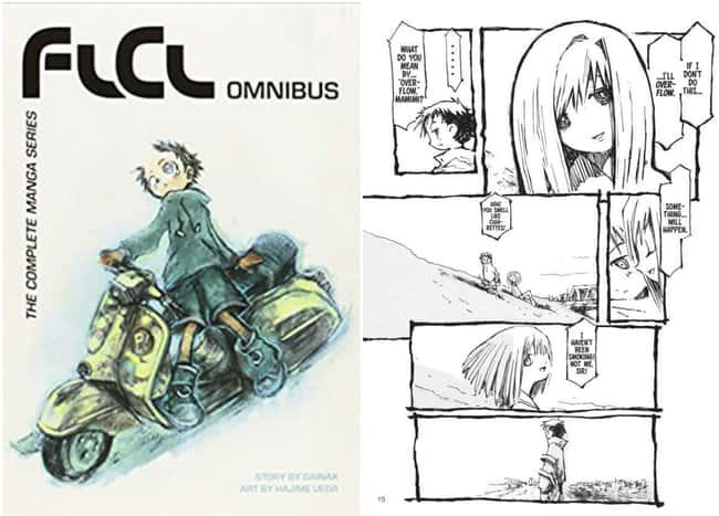 FLCL Omnibus внесён в список (или рейтинг) 9 в списке 15 Manga Series на основе аниме, о котором вы не можете знать