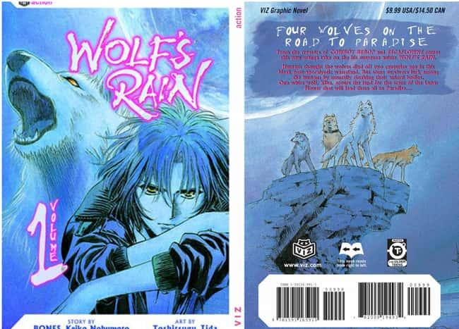 Wolf's Rain указан (или занимает) 10 в списке 15 Manga Series на основе аниме, о котором вы не можете знать