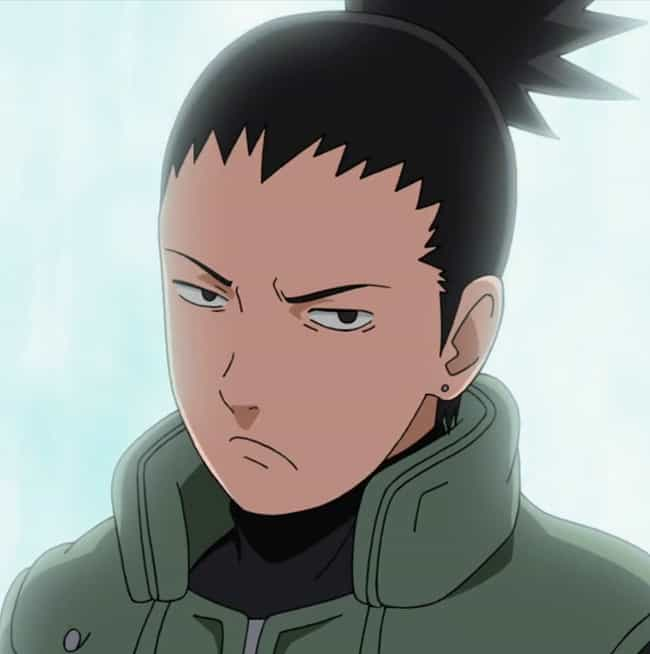 Man is listed (or ranked) 2 on the list The Best Shikamaru Nara Quotes