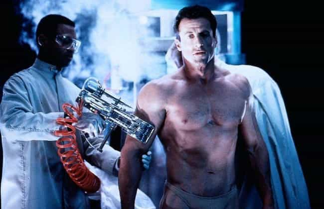 The Film Pokes Fun At And Cele... is listed (or ranked) 2 on the list Demolition Man Remains One Of The Most Underrated Movies Of The '90s
