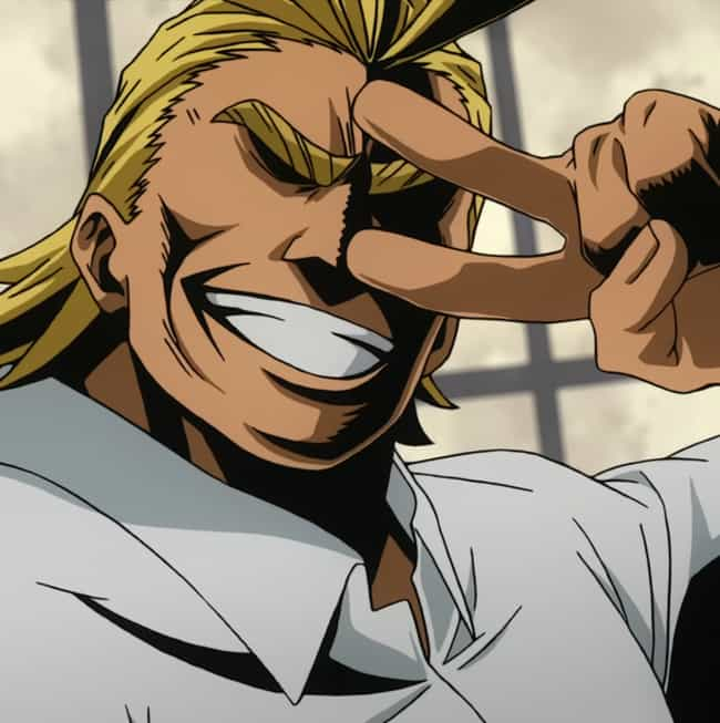 It's Fine Now is listed (or ranked) 1 on the list The Best All Might Quotes From My Hero Academia