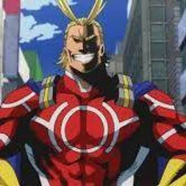 Trick The Fear is listed (or ranked) 4 on the list The Best All Might Quotes From My Hero Academia
