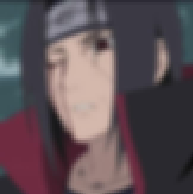 Strong Ones is listed (or ranked) 2 on the list The Best Itachi Uchiha Quotes