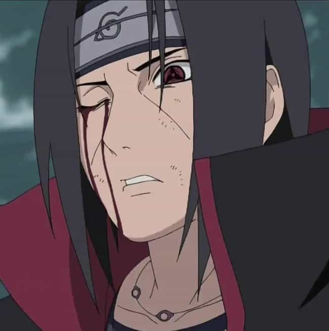 Strong Ones is listed (or ranked) 4 on the list The Best Itachi Uchiha Quotes