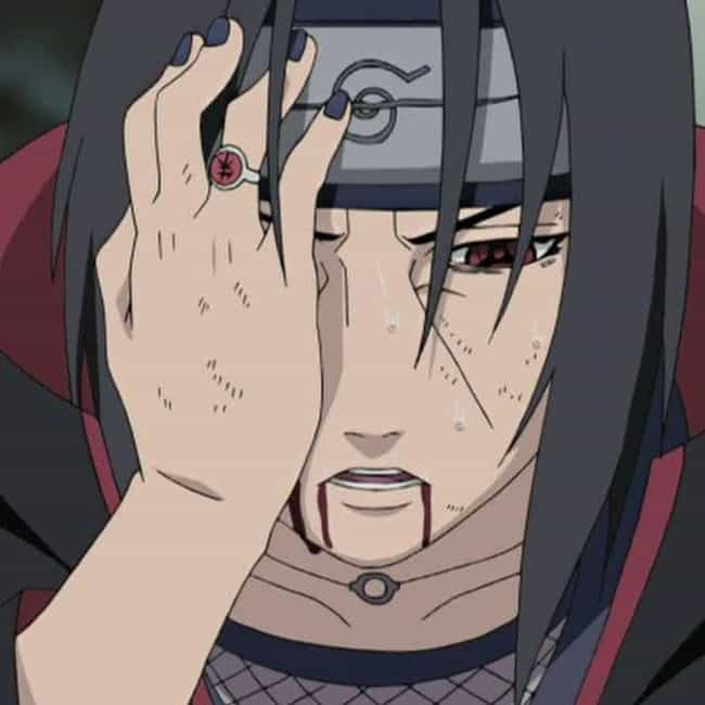 Always Lied is listed (or ranked) 3 on the list The Best Itachi Uchiha Quotes