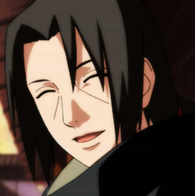 Not Wise is listed (or ranked) 2 on the list The Best Itachi Uchiha Quotes