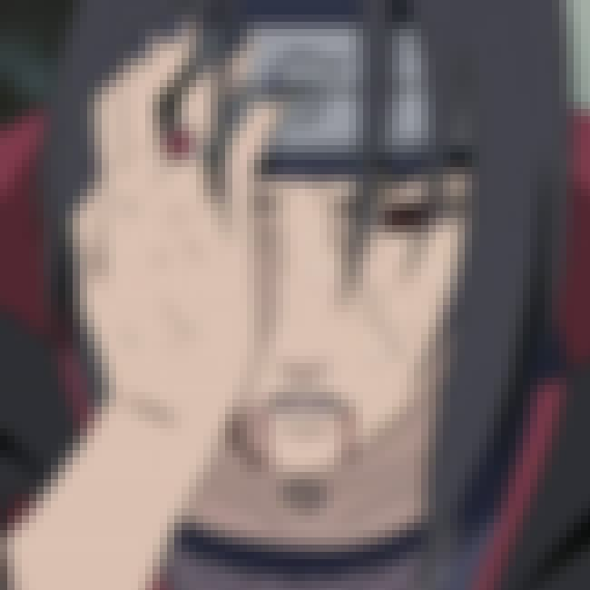 Terrible Death is listed (or ranked) 4 on the list The Best Itachi Uchiha Quotes