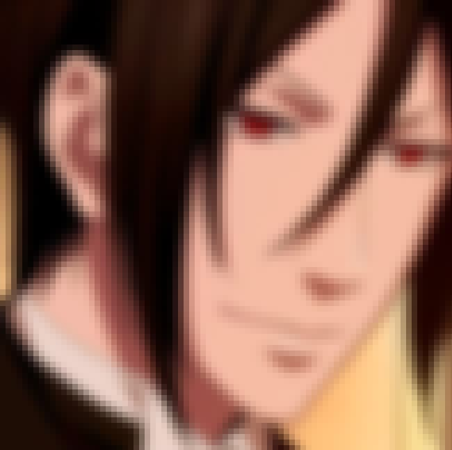 Humans Are Easily Tempted is listed (or ranked) 1 on the list The Best Sebastian Michaelis Quotes