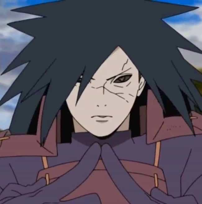 Two Realms is listed (or ranked) 1 on the list The Best Madara Uchiha