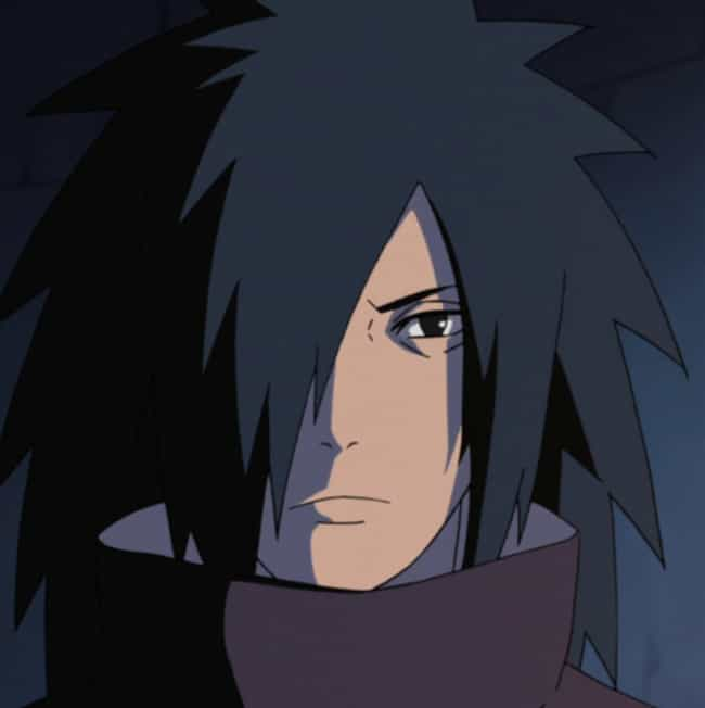 The Risk is listed (or ranked) 2 on the list The Best Madara Uchiha Quotes