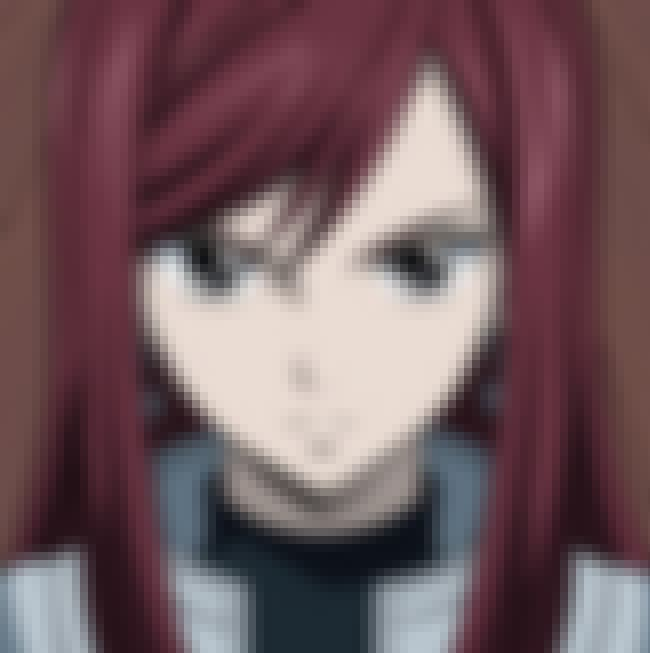 It Is Never Meaningless is listed (or ranked) 3 on the list The Best Erza Scarlet Quotes
