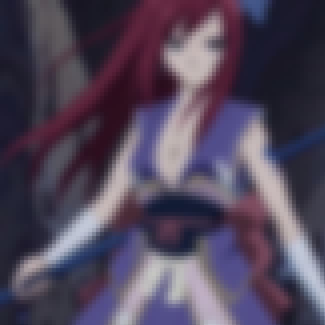 We're Alive is listed (or ranked) 4 on the list The Best Erza Scarlet Quotes