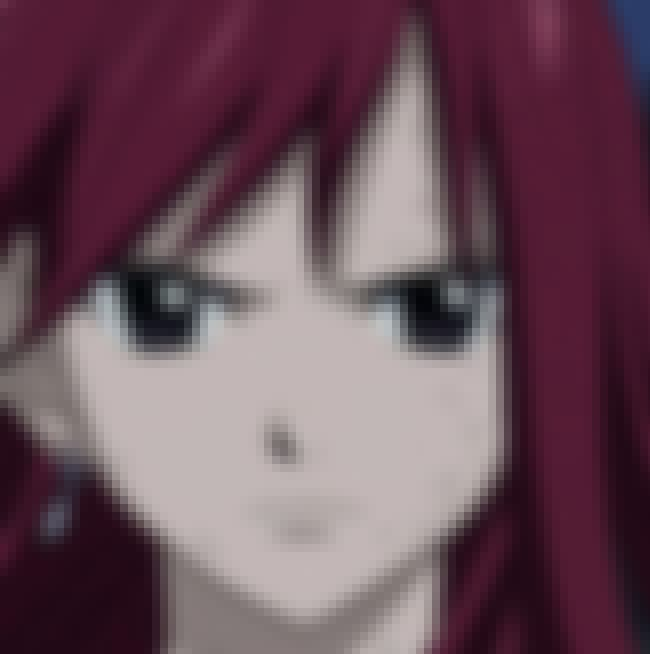 Shed Tears And Fight is listed (or ranked) 3 on the list The Best Erza Scarlet Quotes