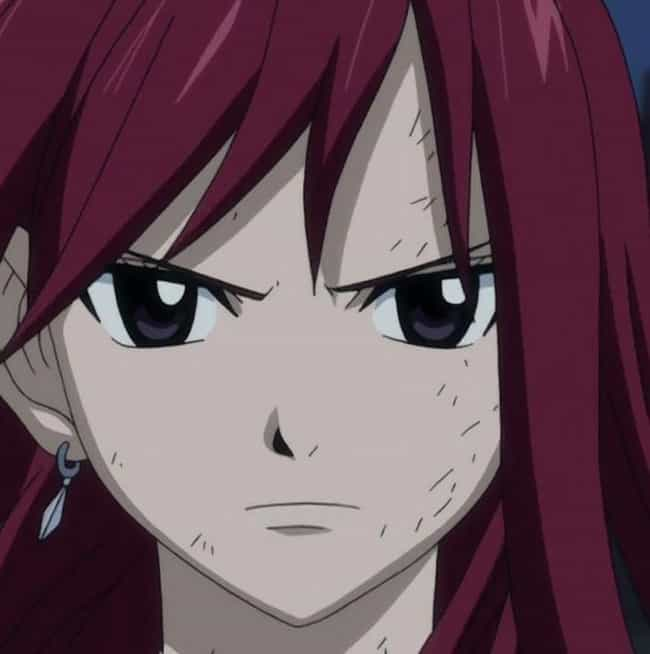 Shed Tears And Fight is listed (or ranked) 2 on the list The Best Erza Scarlet Quotes