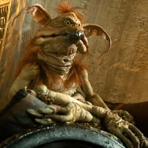 Salacious B. Crumb is listed (or ranked) 23 on the list List of Star Wars Episode VI: Return Of The Jedi Characters