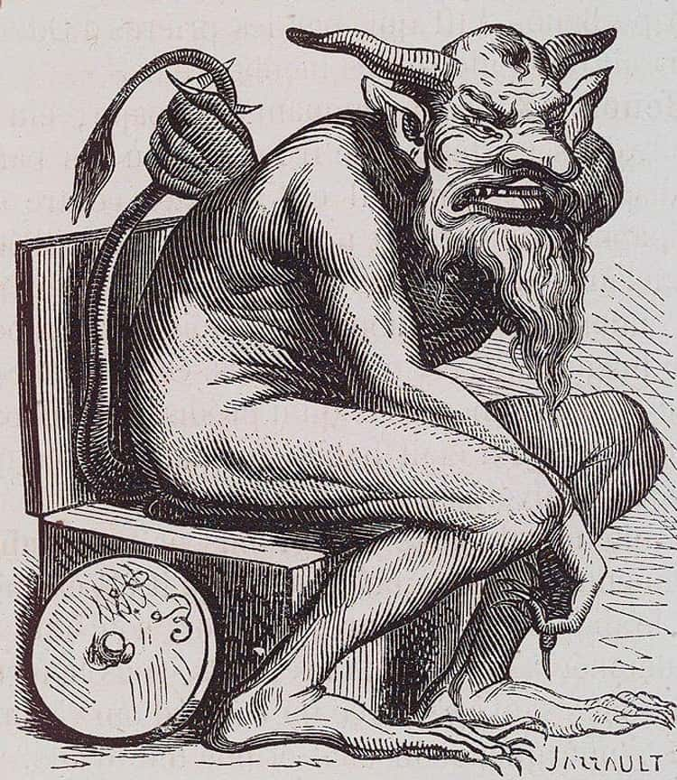 Pretty Much Everything We Know About Belphegor Comes From An 1818 Book
