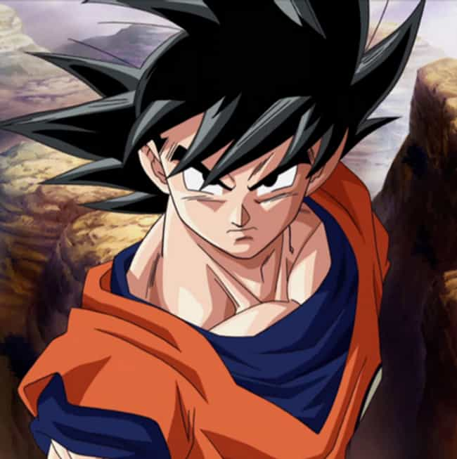 Power is listed (or ranked) 4 on the list The Best Goku Quotes