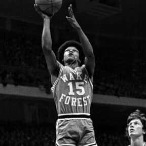 Skip Brown is listed (or ranked) 12 on the list The Greatest Wake Forest Basketball Players of All Time