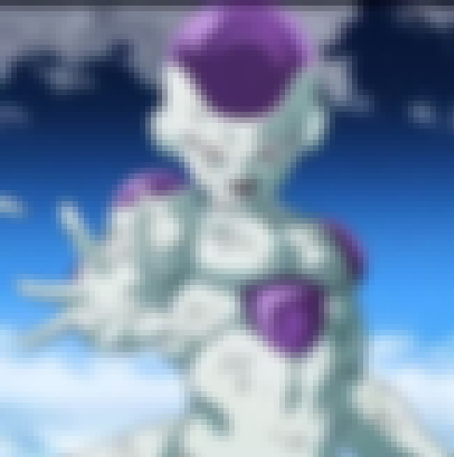 Mighty Frieza is listed (or ranked) 4 on the list The Best Frieza Quotes From DBZ