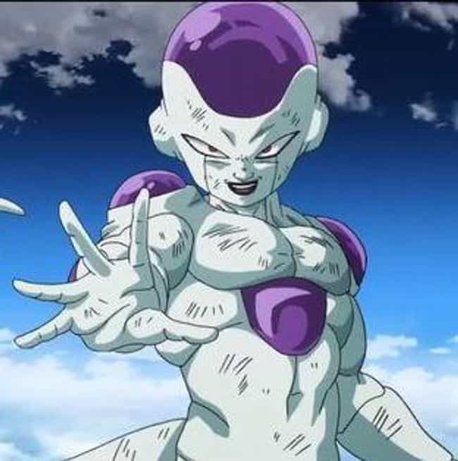 Mighty Frieza is listed (or ranked) 3 on the list The Best Frieza Quotes From DBZ