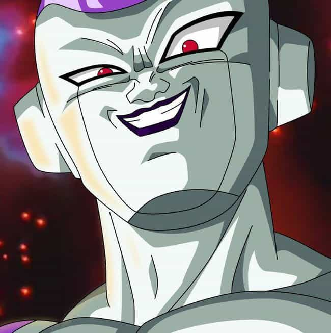 Stop is listed (or ranked) 4 on the list The Best Frieza Quotes From DBZ