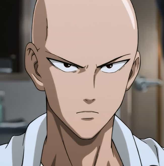 Instead Of Giving In, Move For... is listed (or ranked) 2 on the list The Best One Punch Man Quotes