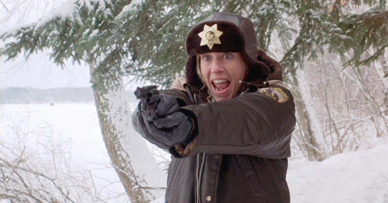 She Based Her 'Fargo' Characte is listed (or ranked) 4 on the list Things You Didn't Know About Frances McDormand