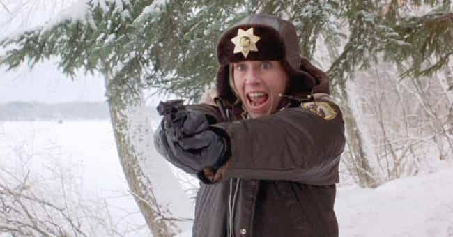 She Based Her 'Fargo' Characte... is listed (or ranked) 4 on the list Things You Didn't Know About Frances McDormand