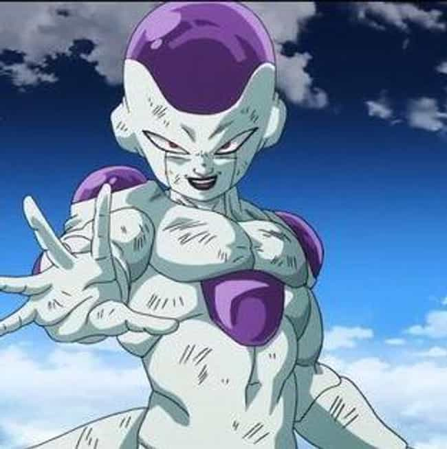 So Surprised is listed (or ranked) 2 on the list The Best Frieza Quotes From DBZ