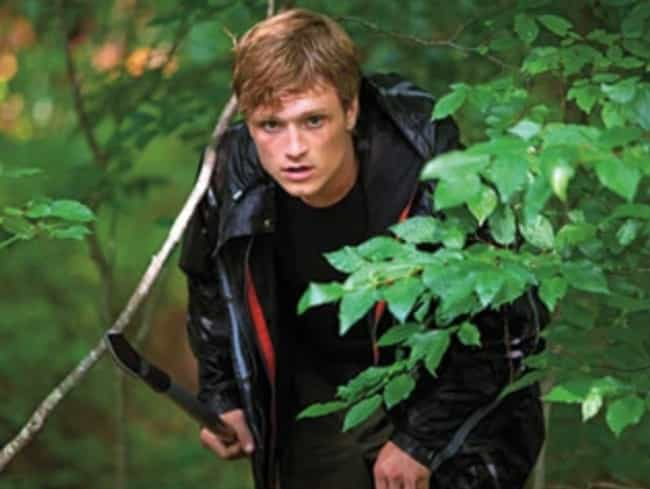 Peeta Kills Someone In The Fir... is listed (or ranked) 2 on the list Dark Scenes That Were Left Out Of The Hunger Games Movies
