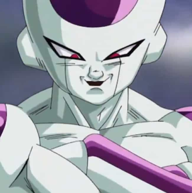 Just Wake Up is listed (or ranked) 8 on the list The Best Frieza Quotes From DBZ