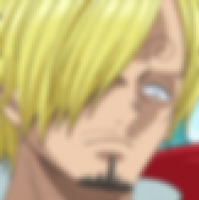 Tears of A Women's Eyes is listed (or ranked) 3 on the list The Best Sanji Quotes from One Piece