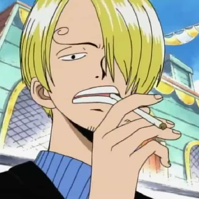 I Don't Care If You're A... is listed (or ranked) 4 on the list The Best Sanji Quotes from One Piece