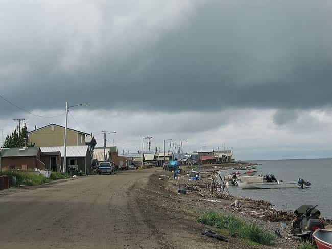 Kotzebue, AK is listed (or ranked) 2 on the list These US Towns Are So Toxic And Polluted, It's Dangerous To Live In Them