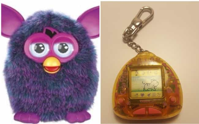 1990s: Furbies Taught You How ... is listed (or ranked) 1 on the list These Were The Most Popular Toys In Each Decade Of The 20th Century