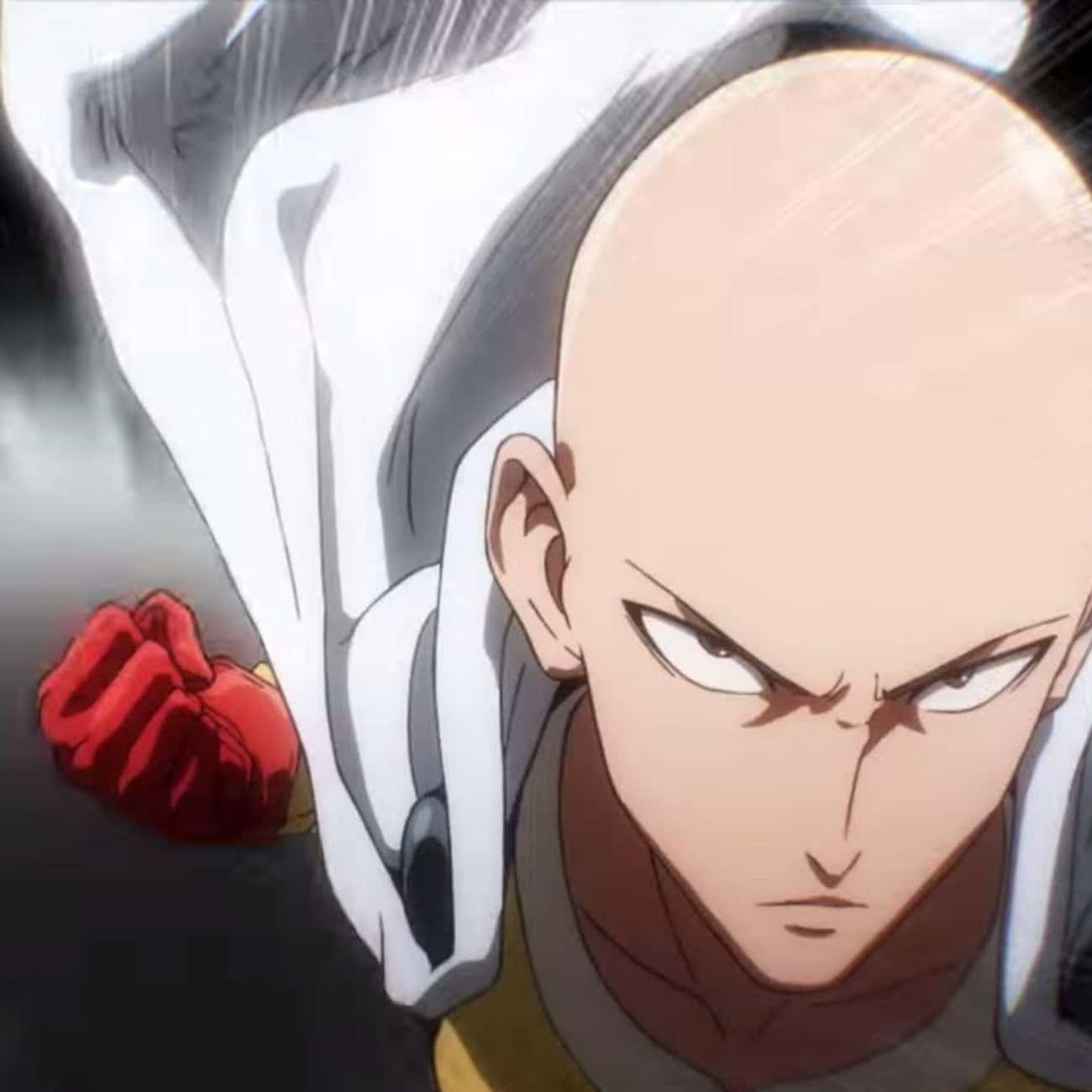 Really Want To Be Strong is listed (or ranked) 1 on the list The Best Saitama Quotes From One Punch Man