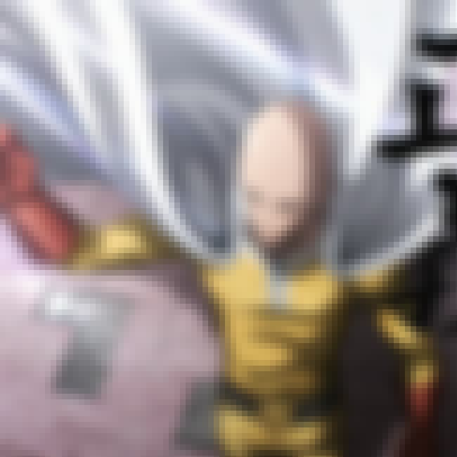Want to Be A Hero is listed (or ranked) 2 on the list The Best Saitama Quotes From One Punch Man