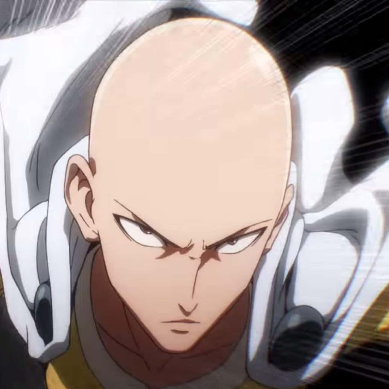 Why Human Beings Are Strong is listed (or ranked) 3 on the list The Best Saitama Quotes From One Punch Man