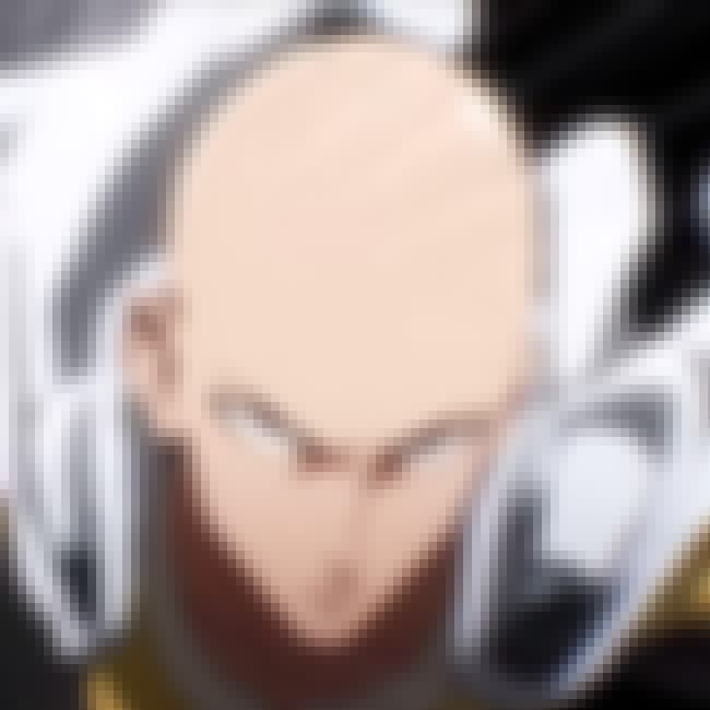 Why Human Beings Are Strong is listed (or ranked) 2 on the list The Best Saitama Quotes From One Punch Man