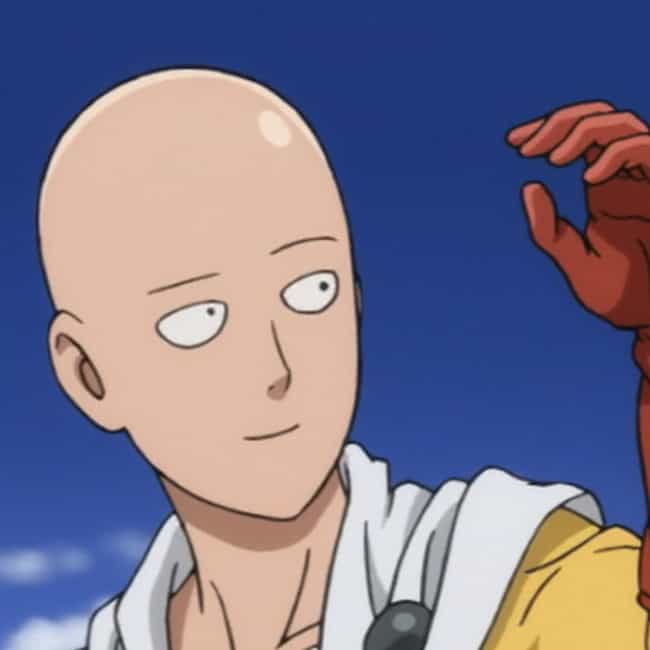 Leave Tomorrow's Problems is listed (or ranked) 3 on the list The Best Saitama Quotes From One Punch Man